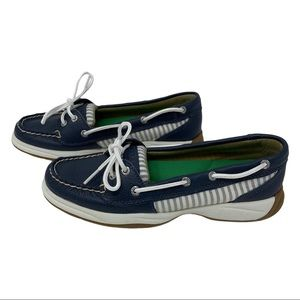 Sperry Top-Sider Loafer Laguna Navy / Rope Sz 7M